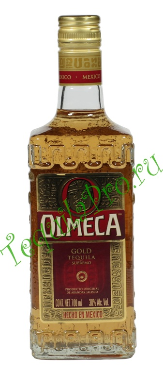 Текила Ольмека Альтос Супремо 0.7 л Olmeca Altos Supremo 0.7 l