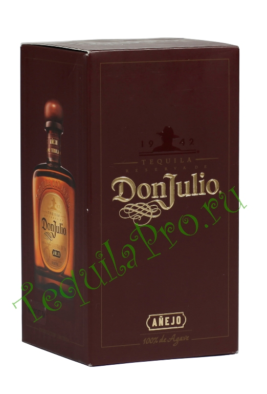 Текила Дон Хулио Аньехо Текила Don Julio Anejo