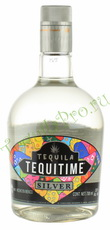 текила Текила Текитайм Сильвер 0.7 л текила Tequitime Silver 700 ml